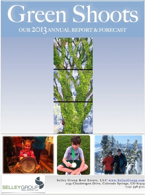 Our 2013 Annual Report & Forecast